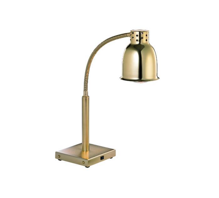 Buffet heat lamp single -