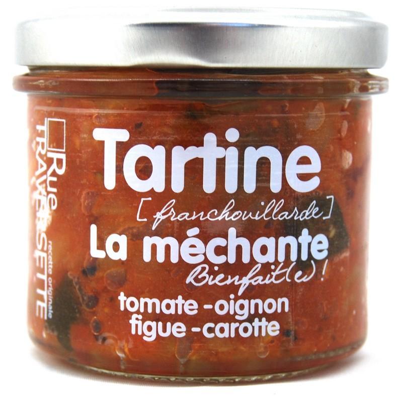 La méchante Tartine 110g - Epicerie salée