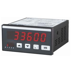Resistance / Strain gauge - Panelmeter measuring bridges DMS9648