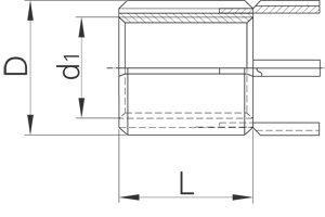 Thread inserts - KEENSERTS® - Thread inserts with 4 key locks