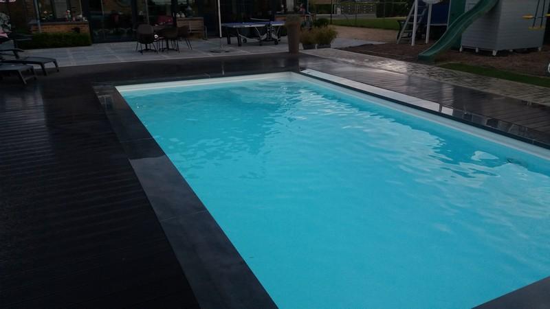 Margelles de piscine am nagement ext rieur bruch patrick for Vendeur de piscine
