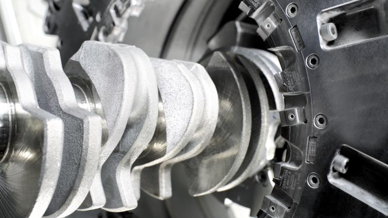 Crankshafts and Camshafts - RFK / DRZ / RFN series