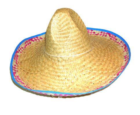 Chapeau mexicain - Articles de fête et Carnaval