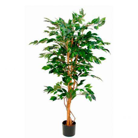 Plante Artificielle Ficus Benjamina 150cm - Plantes Artificielles
