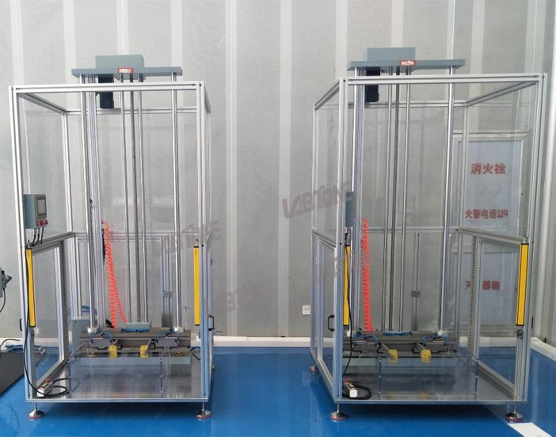 Guided Drop Tester For Mobile Phones, Smart Phones, Tablets, Laptops, Pda - Drop Test Machine