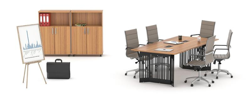 Barcode - Meeting Table