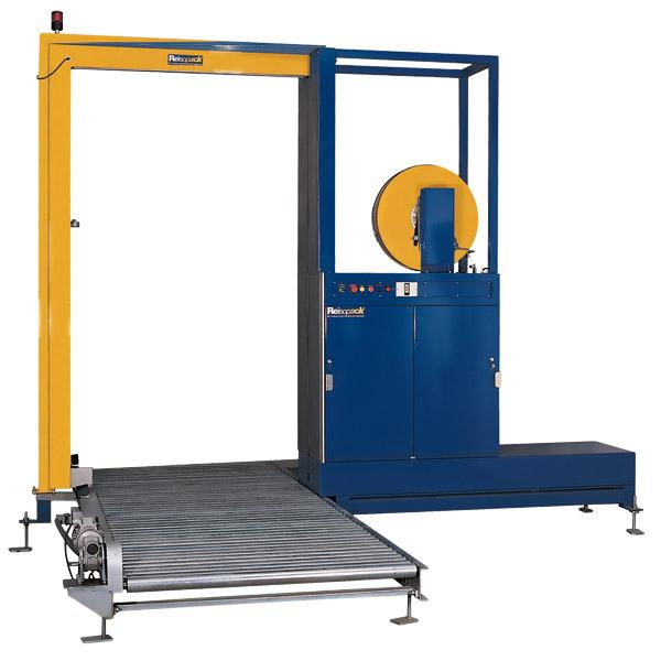 2100 Automatic strapping machine side sealing with lance