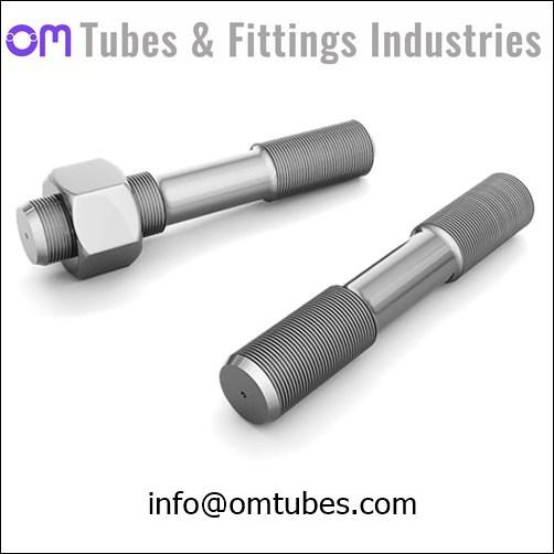 Duplex Stainless Steel Fasteners - Duplex 2205 Nuts Bolts Studs Washers Gaskets