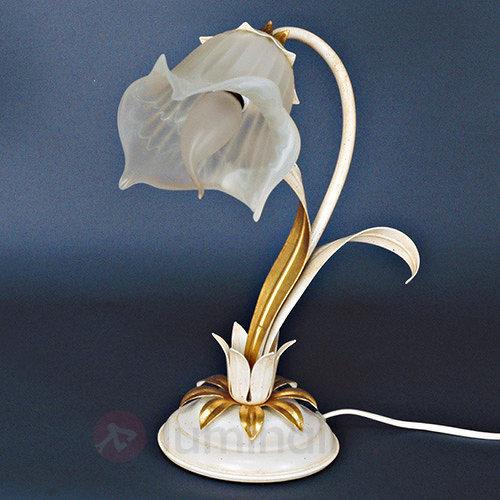 Lampe à poser Maria élégante de style florentin - Lampes à poser style florentin