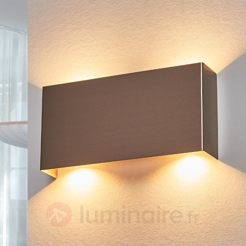 Applique LED Enja à éclairage indirect - Appliques LED
