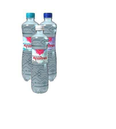 Минеральная вода, бутылированная - 0,5л, 1,5л