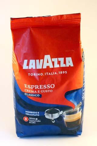 Lavazza Espresso Crema E Gusto 1KG -