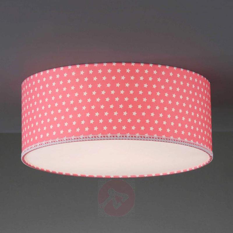 Pink-coloured ceiling light Alice - Ceiling Lights