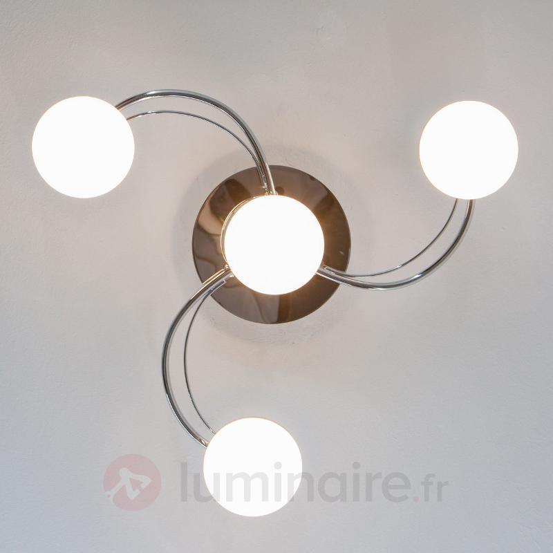 Joli plafonnier LED Lillith - Plafonniers LED