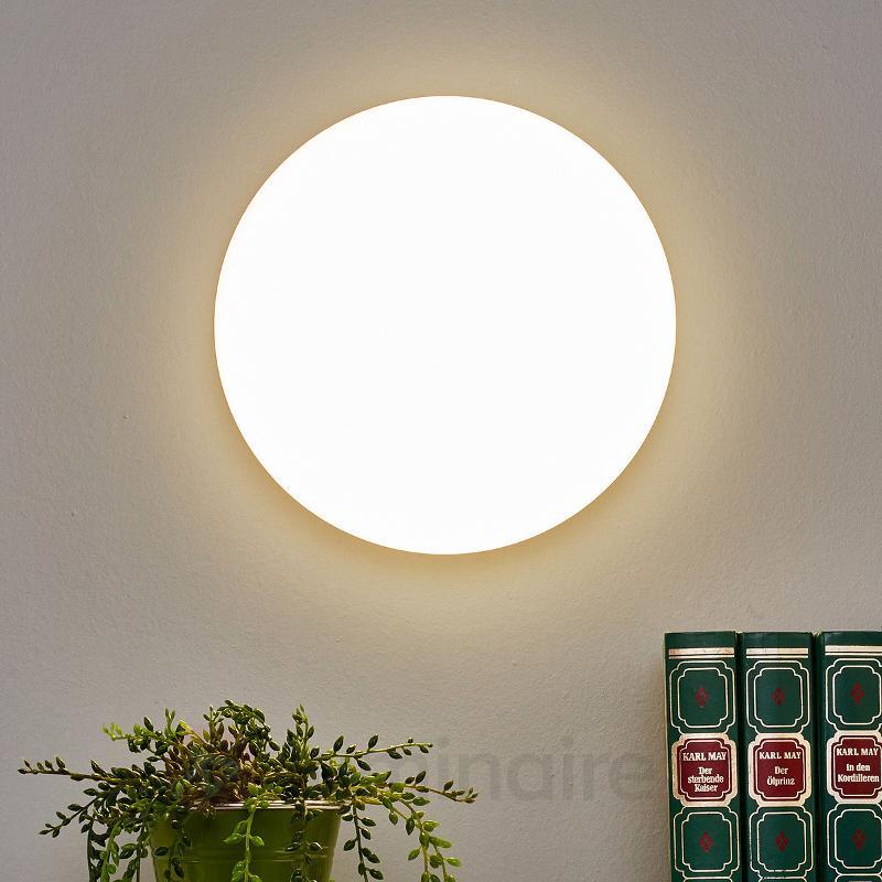 Applique LED blanc Sun 12 protection IP55 - Appliques LED