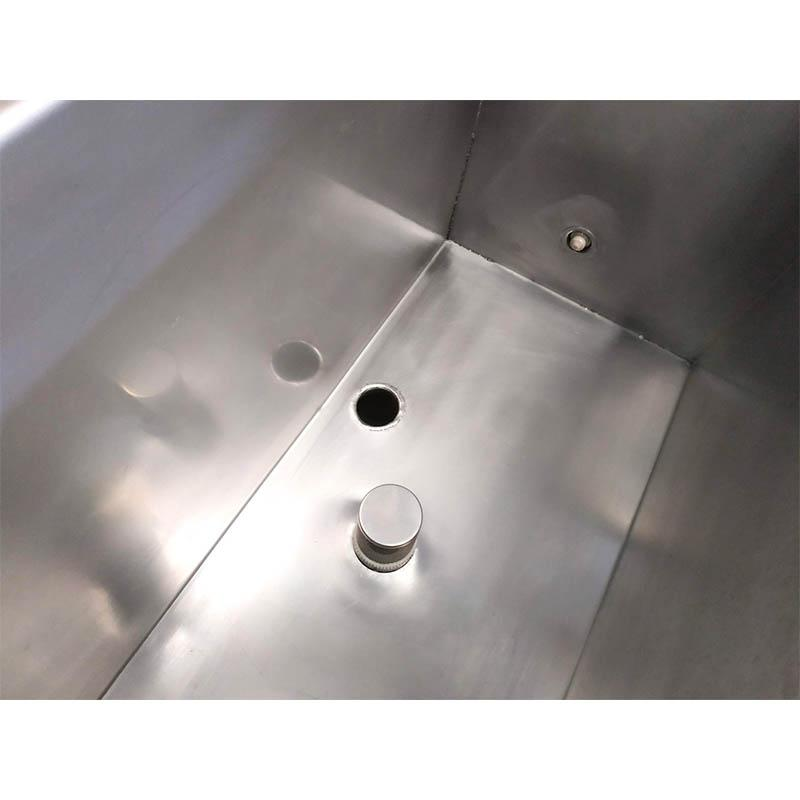 BR-150 PRO - Máquina de limpieza por ultrasonidos automática de 150 L