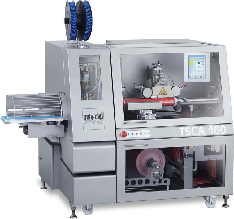 TSCA 160 - Automatic Sealing/Clipping Machine
