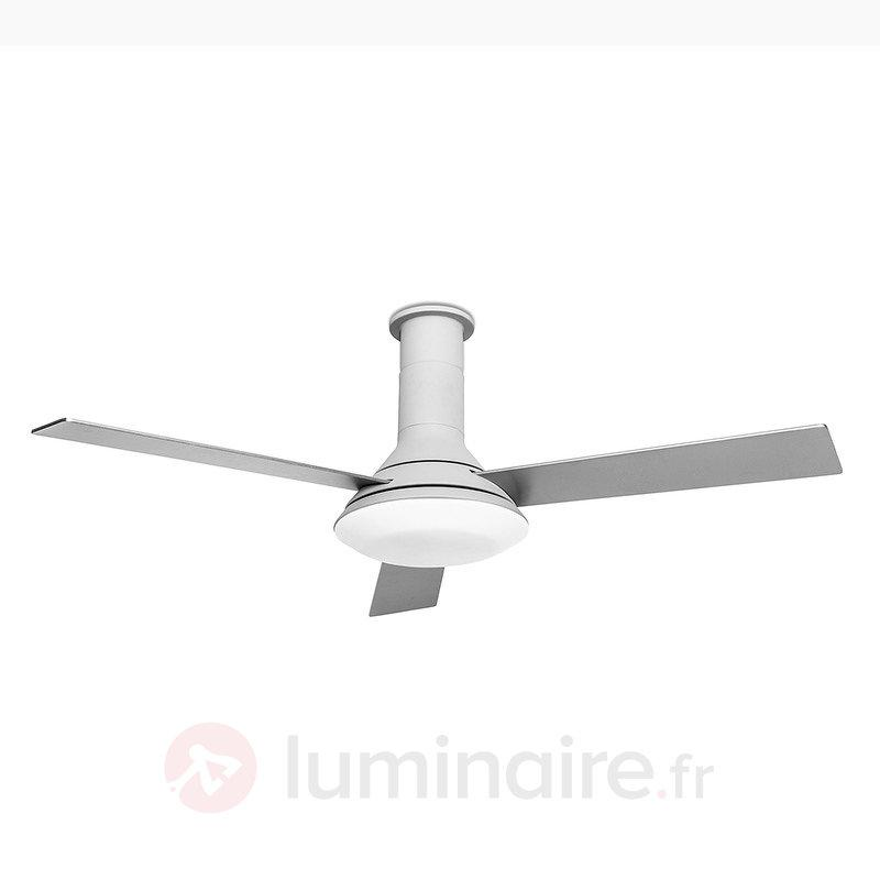 Ventilateur de plafond moderne Fus avec LED - Ventilateurs de plafond modernes