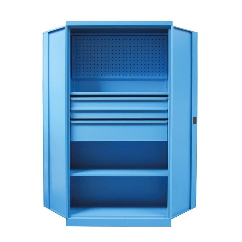 Armoire d'atelier portes battantes - SUPRA - Aménagement intérieur