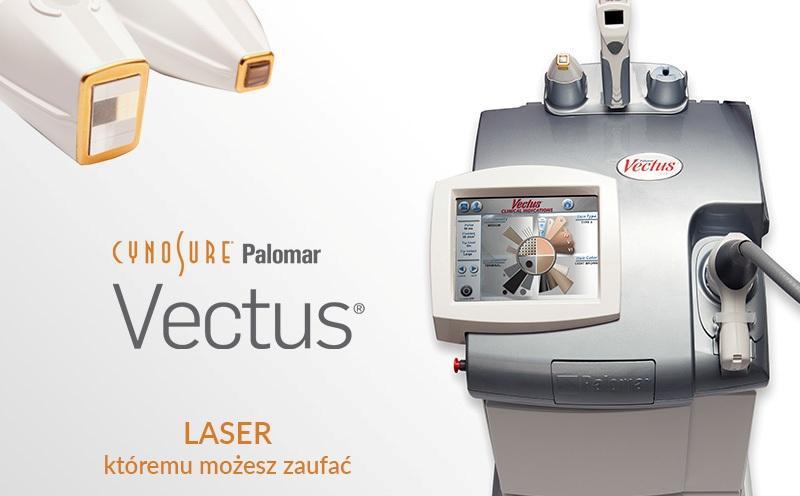 Depilacja laserowa Vectus -