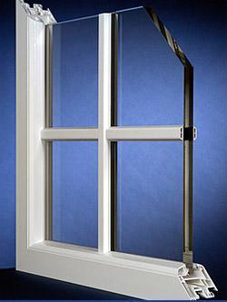 Joint covering and assembly profiles - for plastic windows and interior fittings