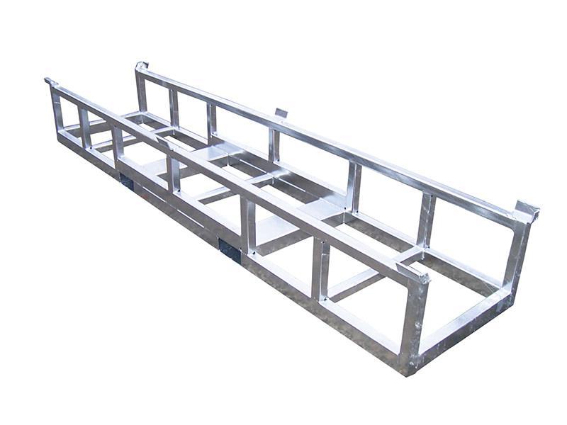 Поддон для транспортировки и хранения длинномерных грузов -