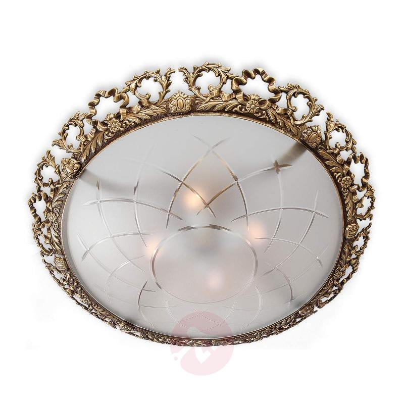 Pretty semi-flush ceiling light Arena, 45 cm - Ceiling Lights