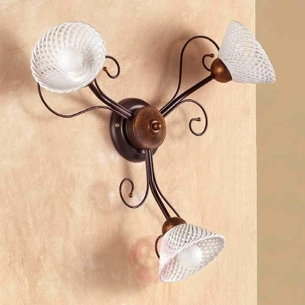 Stylish RETINA ceiling light, 3-bulb - Ceiling Lights