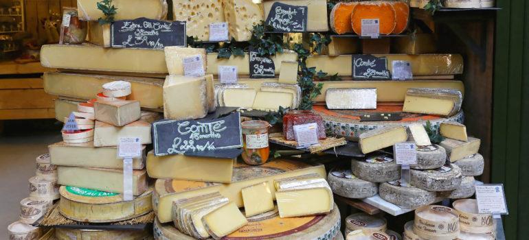 Käse-Reife-Anlage