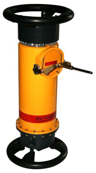 GFD 165 Baltospot - Portable generators