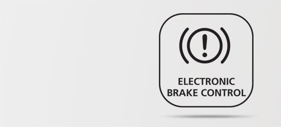 Accessoires - EBC - Electronic Brake Control