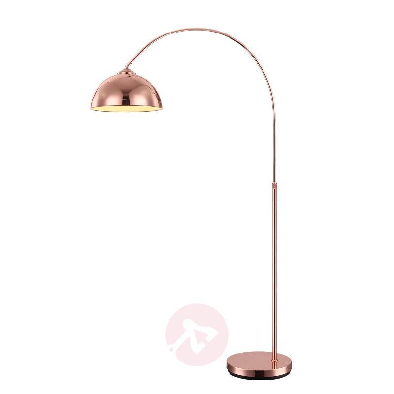 Arc-shaped floor lamp Pelin - Arc Lamps