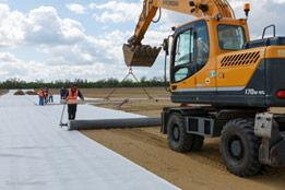 GCLS FOR WATERPROOFING - Bentonite for civil engineering