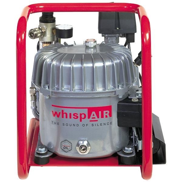 Whispair Kompressor CW50/4 16 bar - Ölgeschmierte Flüsterkompressoren
