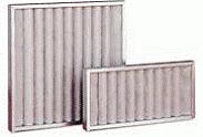 Filtres à air - Filtres à air cellules plissées cadre métallique