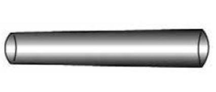 Kegelstifte, Form B (Toleranzfeld h10) - null
