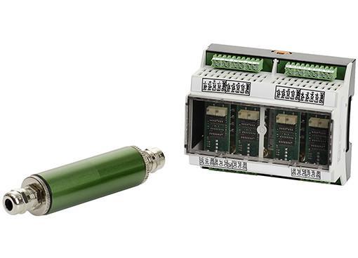 单/多通道应变信号放大器 - 9236 - 可操作多达4个测量通道,使用DIP开关进行简单配置,可防止反向连接和短路,防护等级高达IP67,也可作为不带外壳的电路板使用