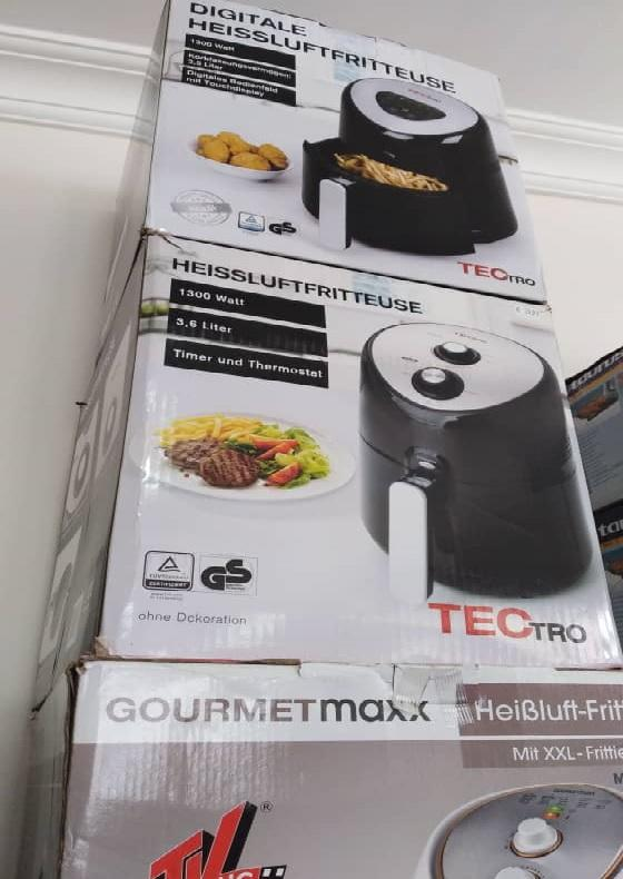 Home Appliances - Consumer products