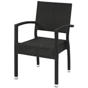 Chairs - Moon schwarz