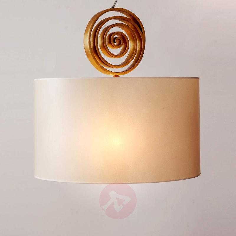 Striking pendant lamp Andree - Pendant Lighting