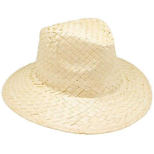 Chapeau de paille CLARO