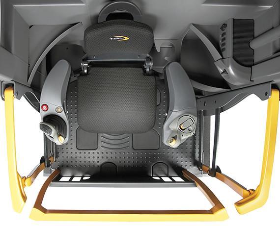 Crown TSP 6500 / 7000 - Smallegangentruck
