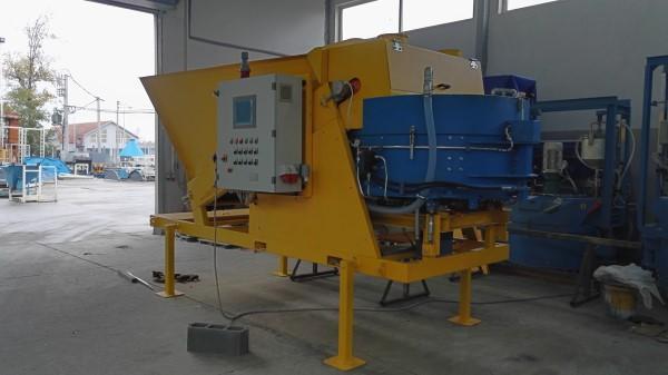 Mobile concrete plant SUMAB MINI