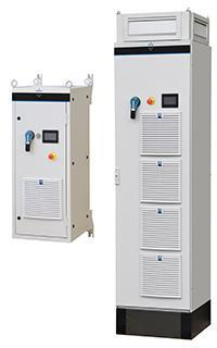 Powerdrive  - MD2 Range: 45 to 2800 kW