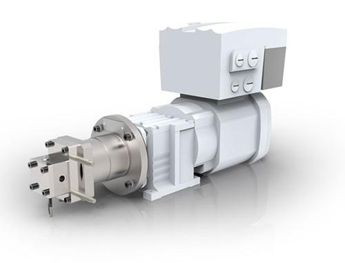 Gear Pumps - CHEM-MINI – Low Flow Gear Pump