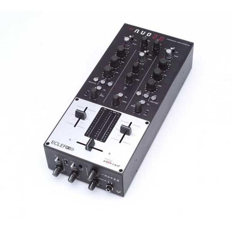 DJ-Mixer - Ecler NUO 2.0