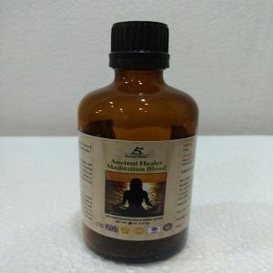 Ancient healer meditation blend 100ml - Meditation blend massage oil