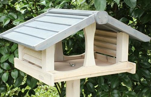 Good quality unique design bird cage - Wooden material