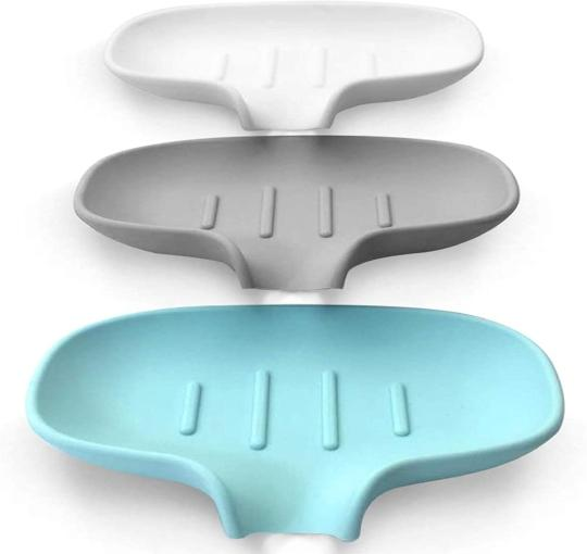 Silicone Soap Dishes - null