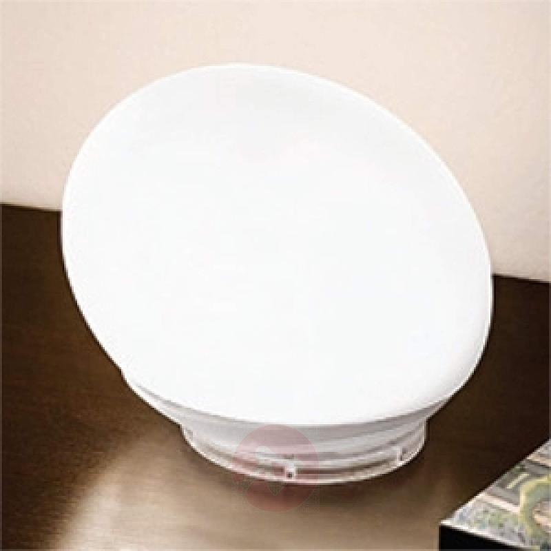 Spherical LED table lamp GOCCIA - design-hotel-lighting